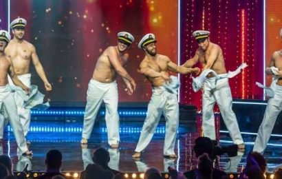 Sara Wallis: The All New Monty delivers full frontal fun with powerful message