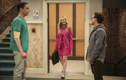 The Big Bang Theory's Kaley Cuoco: 'I Will Cherish' the Series Finale's Big Penny Moment 'For the Rest of My Life'