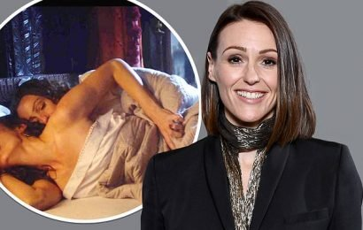 Suranne Jones reveals she used an 'intimacy expert'