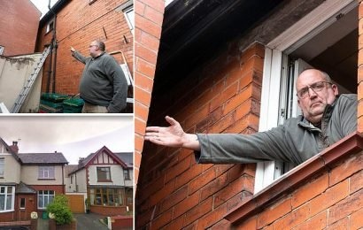 Homeowner 'can't sell his £160,000 detached house'