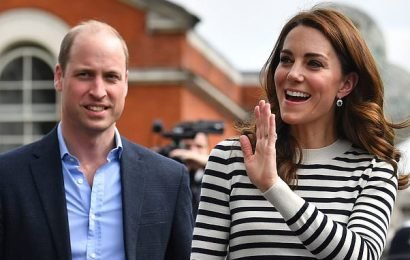 Kate tells William she's not an uncle to Baby Sussex in funny exchange