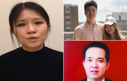 American siblings have been trapped in China due to country's exit ban