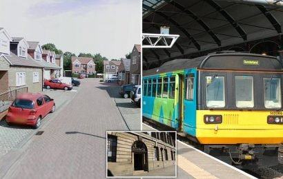 Train driver took his own life months after hitting pedestrian