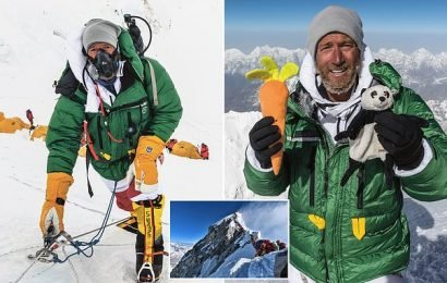 BEN FOGLE on why Mount Everest's overcrowding will claim more lives