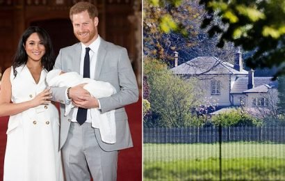 Harry and Meghan 'to do more renovations on Frogmore Cottage'