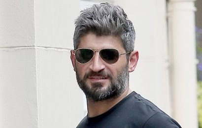 George Michael's ex-lover Fadi Fawaz 'is squatting in the late singer's house'