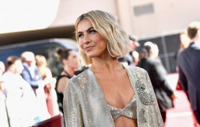 It Must Be Bikini Season — Julianne Hough Just Wore Hers on the Red Carpet
