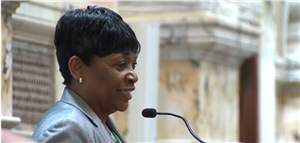 Del. Adrienne Jones Just Became Maryland's First Black, Woman House Speaker