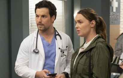 What Grey's Anatomy Gets Right — and Wrong —About Women in Crisis