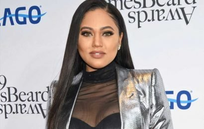 Ayesha Curry fires back at critic who body-shamed her 10-month-old son