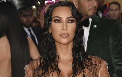 Kim Kardashian's 2019 Met Gala Dress Is Peak Kim K