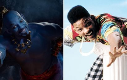 Will Smith's Genie in Aladdin Was Actually Inspired by 1 of His Most Famous Roles