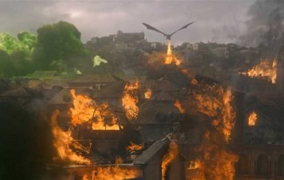 Why There Was Green Fire in the Battle of King's Landing on Game of Thrones