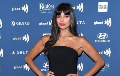 Jameela Jamil Says No to Airbrushing in Her Cover For Harper's Bazaar India
