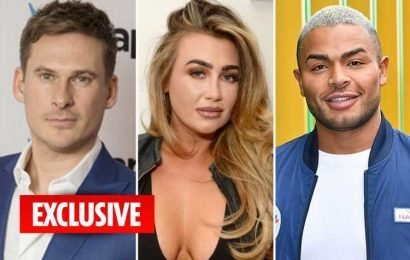 Celebs Go Dating sign Lauren Goodger, Lee Ryan and Geordie Shore's Nathan Henry for new series