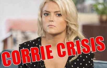 Coronation Street's Lucy Fallon forced to deny new soap boss is to blame for her exit after fans accuse him of 'ruining show'
