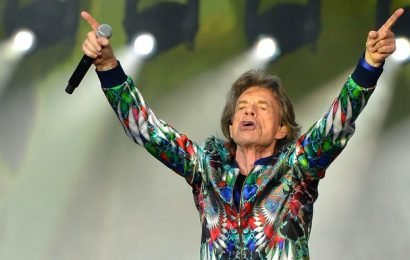75-year-old Mick Jagger's Dance Rehearsal Video Is Mesmerizing