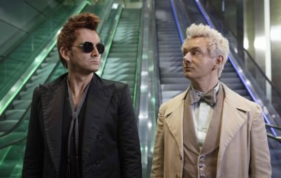 'Good Omens': When Can You Watch the New Amazon Series?