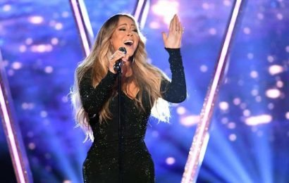 Kids in Tow! Watch Mariah Carey Perform a Stellar Medley of Her Hits