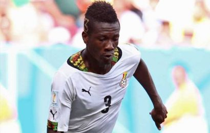 Asamoah Gyan retires from Ghana international team in row over captaincy with bizarre statement