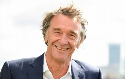 Britain's richest man Sir Jim Ratcliffe hints at new bid to buy Chelsea after visit to club's training HQ