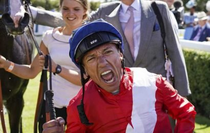 Frankie Dettori relishing top ride on Advertise in 2,000 Guineas
