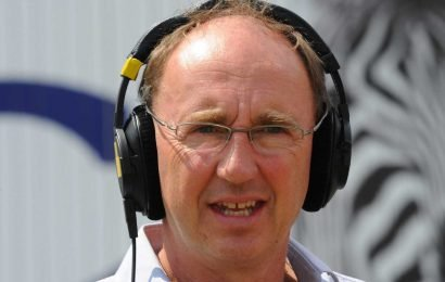 BBC blast voice of cricket Agnew for amazing 'c***' rant on Twitter with journalist