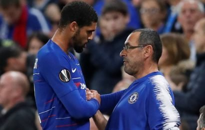 Loftus-Cheek says Sarri inspired Chelsea's win over Watford with half-time team-talk