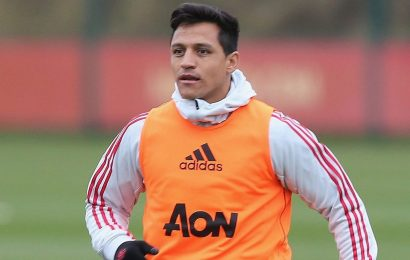 Man Utd misfit Alexis Sanchez to cut holiday short to get fit in hope of forcing transfer to end his Old Trafford hell