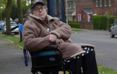 Mum with multiple sclerosis 'stranded at bus stop TWICE because mums with buggies wouldn't move for her wheelchair' – The Sun