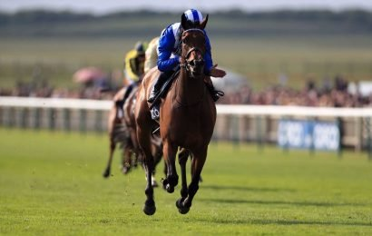 Racing Report Card: A star performer, a well-judged ride and a horse for the tracker at Newmarket
