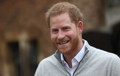 Prince Harry admits that he's had 'about two hours sleep' since Meghan Markle have birth to Baby Sussex