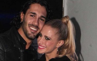 Strictly's Graziano Di Prima's new fiancée Giada Lini reveals her huge engagement ring after he proposed on stage