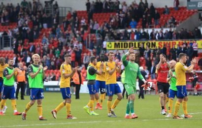 Do away goals count in EFL play-offs and are extra time and penalties played when ties are drawn?
