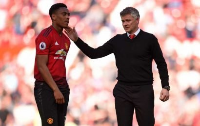 Solskjaer will struggle to axe Martial because Man Utd owner Joel Glazer ''thinks he is the club's Pele'