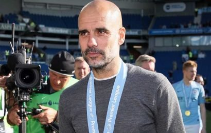 Man City boss Guardiola plans £200m transfer spree with Rodri, Jovic, and Aouar all targets