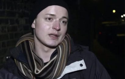 Spoilt ballet dancer, 24, who didn't get a single penny while begging on Rich Kids Go Homeless lasts just ONE night sleeping rough saying it's 'demeaning'