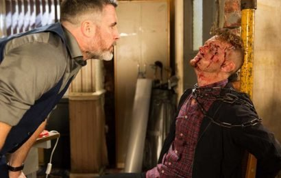 Coronation Street spoilers: Rick Neeson brutally attacks Gary Windass after vowing to kill him