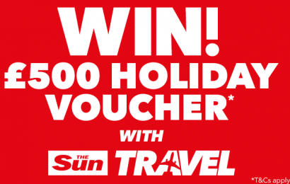 Win a £500 Hoseasons holiday voucher, terms and conditions – The Sun