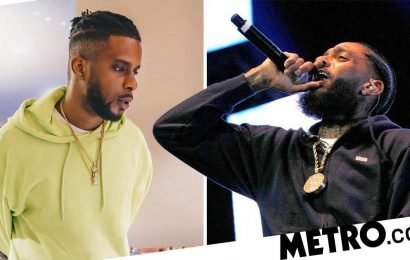 Maleek Berry due to work with Nipsey Hussle before rapper's shock death