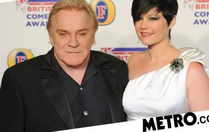 Freddie Starr's wife Sophie Lea tried to kill herself after 'abuse'