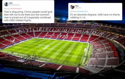 Liverpool given just 16,000 tickets in 67,000 capacity stadium for Champions League final causing fan uproar