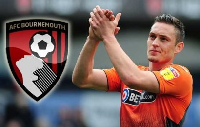 Bournemouth plot £10m swoop for Swansea star Connor Roberts after spotting him while scouting Man Utd-bound Daniel James