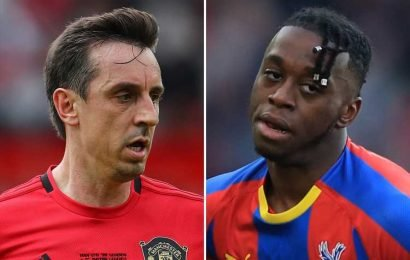 Man Utd have always lost out on transfers for big stars such as De Ligt and should go for Wan-Bissaka, insists legend Gary Neville