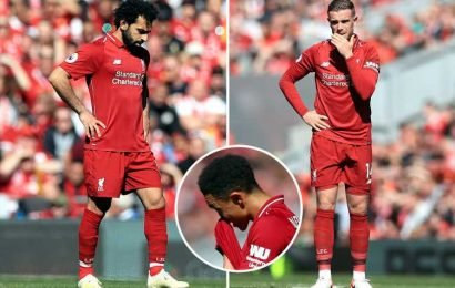 Liverpool 2 Wolves 0: Klopp's title dreams dashed as Mane double wiped out by Man City win