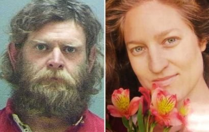 Man charged with murder after 'claiming girlfriend died from aggressive sex' when she was found with 'strangulation marks on her neck'