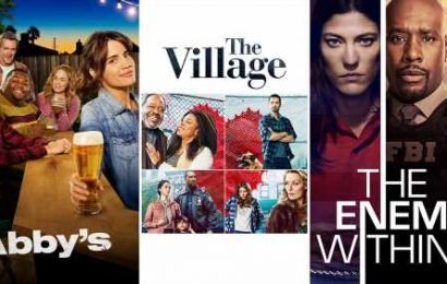 'Abby's', 'The Village' & 'The Enemy Within' Canceled By NBC After One Season