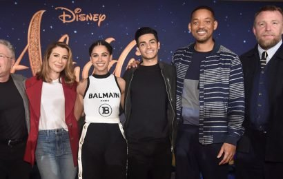 Will Smith Says He Brought His 'Fresh Prince' Persona To New Version of Genie in 'Aladdin'