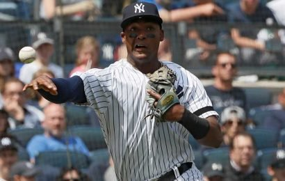 Yankees spoil Miguel Andujar's return with ugly showing