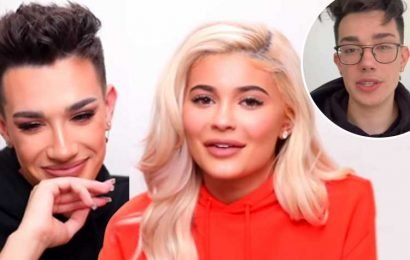 Kylie Jenner unfollows YouTuber James Charles as he loses a million followers amid Tati Westbrook feud